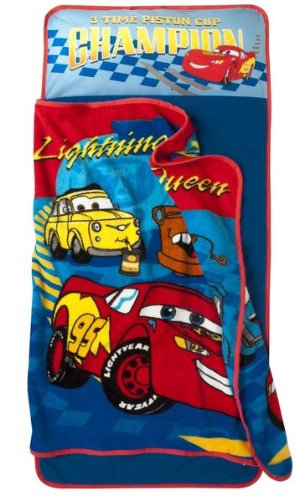 Disney PIXAR Cars Quilted Nap Mat *Ultra Soft