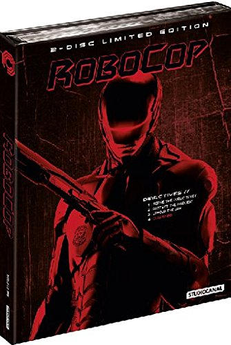 Robocop [Blu-ray] [Limited Edition]