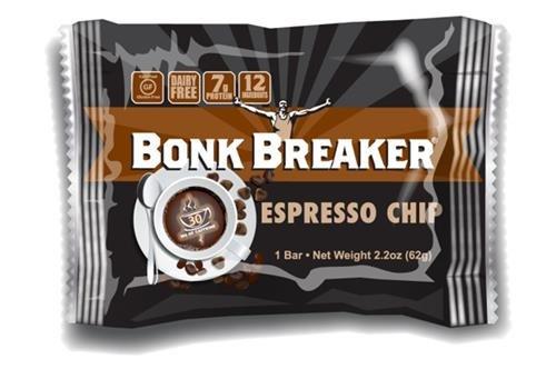 Bonk Breaker Energy Bar, Espresso Chip, 2.2 Ounce, 12 Count (Bonk Breakers Espresso Chip compare prices)