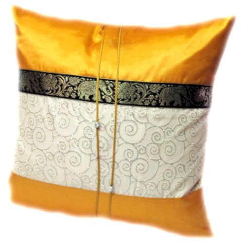 Thai Silk decorative pillow