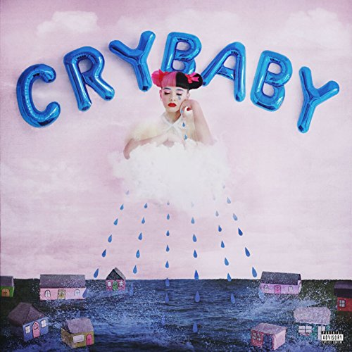 Melanie Martinez Cry Baby album cover