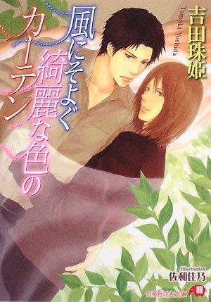 風にそよぐ綺麗な色のカーテン (白泉社花丸文庫)