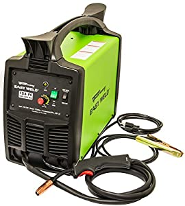 Forney 299 MIG Welder 125FC Flux Core Only, 120-Volt, 125-Amp from Forney