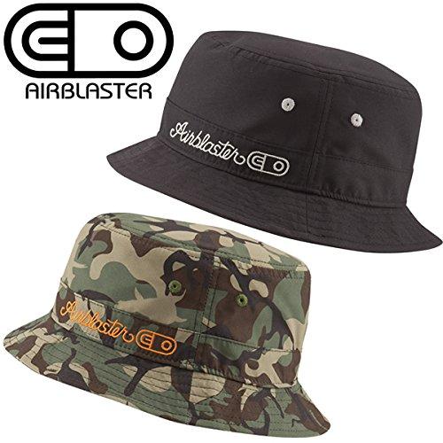 エアブラスター エアブラスター  バケットハット BUCKET HAT   AIR BLASTER  ビーニー・ニットキャップ DINOFLAGE-カモ
