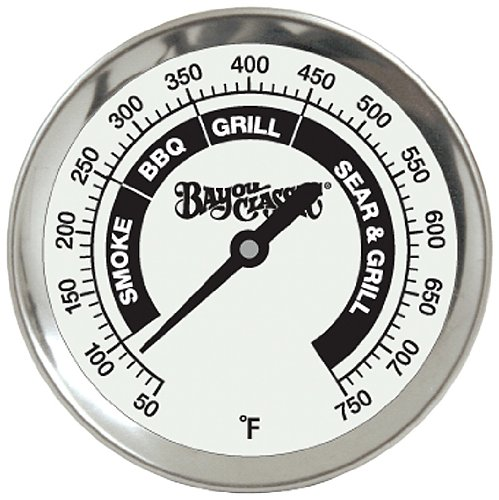 Sale!! Bayou Classic Grill Thermometer