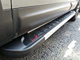 KIA SPORTAGE RUNNING BOARD STEP BAR SIDE STEPS BAR BOARD ACCESSORY 2004 - 2009