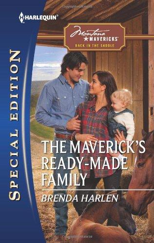 Image of The Maverick's Ready-Made Family