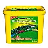 Gärtner Pötschke Manna®DUR UV Unkrautvernichter mit Rasendünger