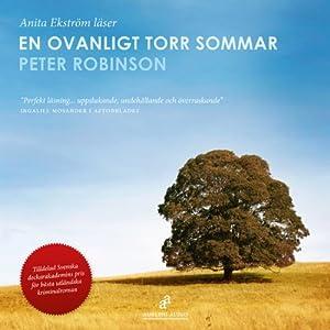 En ovanligt torr sommar [An Unusually Dry Summer] Audiobook