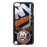 NHL New York Islanders IPod Touch 5th Case Cover Snap On HD Image NY Islanders Ipod 5 Cases at Amazon.com