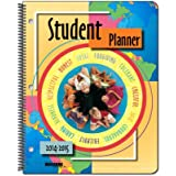 2014-15 Elementary Student Planner - 1090D - Character Series - Dated, Weekly, w/Subjects, 8.25 X 10.75