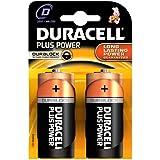 Duracell - Pile Alcaline - Duralock D x 2 Plus Power (LR20)