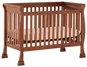 Status Series 600 Stages Convertible Crib, Walnut