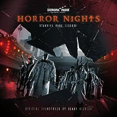 Benny Richter - Horror Nights 2012