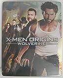 X-Men Origins Wolverine Steelbook Limited Edition