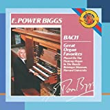Bach: Great Organ Favorites with E. Power Biggs