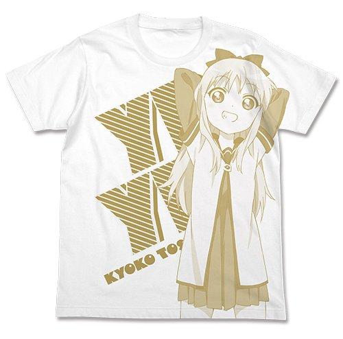 ゆるゆり 歳納京子Tシャツ ホワイト サイズ:M