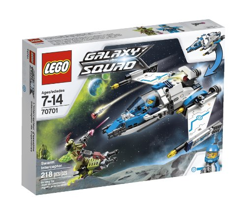 LEGO Galaxy Squad Swarm Interceptor 70701 Amazon.com