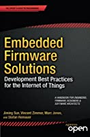 Embedded Firmware Solutions Front Cover