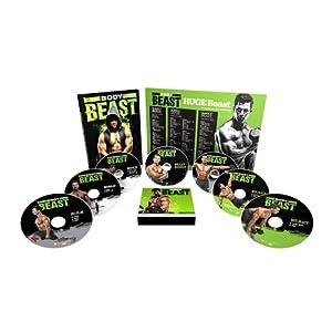 Body Beast DVD Workout - Base Kit by Beachbody Inc.,