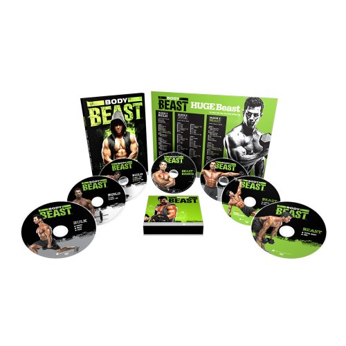 Lowest Price! Body Beast DVD Workout - Base Kit
