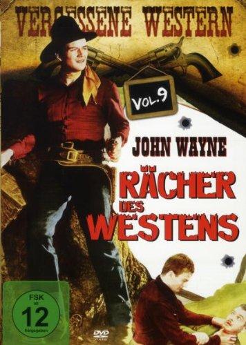 Rächer Des Westens - Vergessene Western Vol. 9