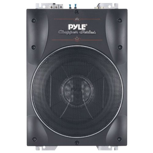 "Brand New Pyle 8"" Super-Slim Amplified Active Subwoofer"