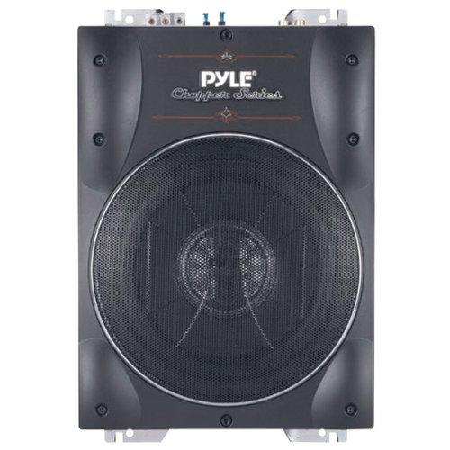 Pyle Plbass8 8Inin Super-Slim Amplified Active Subwoofer