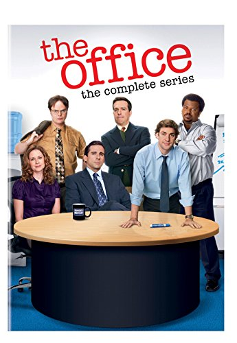 DVD : The Office: The Complete Series (Oversize Item Split, Boxed Set, Slipsleeve Packaging, 38 Disc)