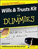 img - for Wills & Trusts Kit For Dummies (For Dummies (Business & Personal Finance)) Wills & Trusts Kit For D book / textbook / text book