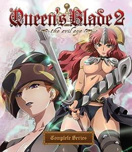 queens blade dvd amazon