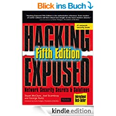 Hacking Exposed 5th Edition: Network Security Secrets and Solutions