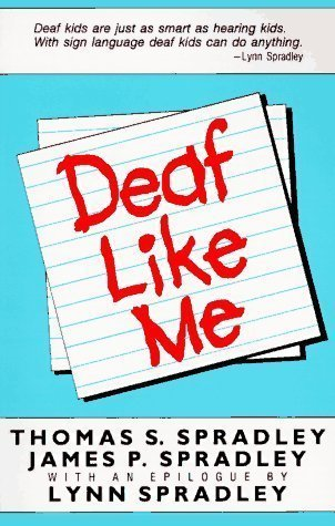 a reaction essay on deaf like me a tale of developmental hardship But the treatment of disability as a disability looks much like sex or , the main reason people with disabilities encounter hardship is because they.