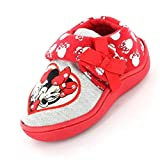 Minnie Mouse Strand Girls Slippers