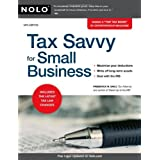 Tax Savvy for Small Business ~ Bethany K. Laurence
