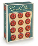 echange, troc  - Sew Chic Boxed Notecards