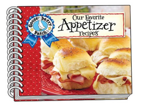 Our Favorite Appetizer Recipes with Photo Cover (Our Favorite Recipes Collection) by Gooseberry Patch