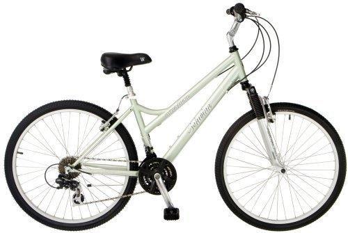 Schwinn Miramar Women's Comfort Bike (26-Inch Wheels, Light Green)