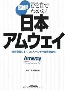 図解日本アムウェイ―ひと目でわかる! (B&Tブックス)