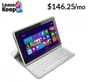 Acer - Iconia W700-6465 Tablet - Intel Dual-Core i5-3337U 1.80GHz - 4GB RAM - 128GB SSD - Dual Webcam - Win 8 Pro 64-bit - 11.6-inch (1920x1080) Multi-touch
