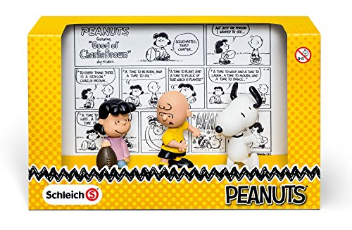 Schleich Peanuts Classic Scenery Pack