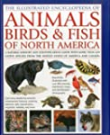 Animals, Birds & Fish of North Americ...