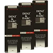 Atrimed Denz & Darc Hair Oil 100ml, Pack Of 3