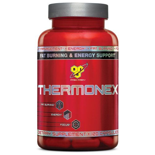BSN Thermonex Ephedra Free Fat Loss, 120 Capsules