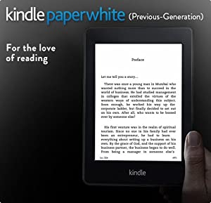 Kindle Paperwhite (Previous Generation)