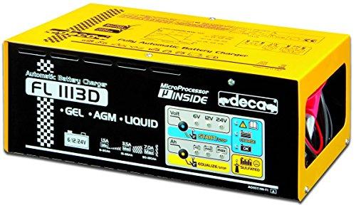 DECA FL1113D caricatore di batterie automatico