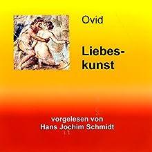 Liebeskunst Hörbuch von  Ovid Gesprochen von: Hans Jochim Schmidt