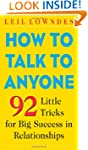 How to Talk to Anyone: 92 Little Tric...