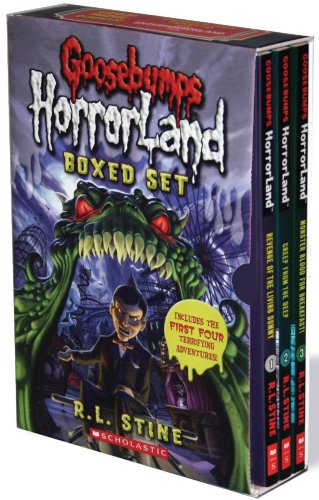 Goosebumps Horrorland Boxed Set