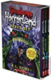 Goosebumps HorrorLand Boxed Set #1-4